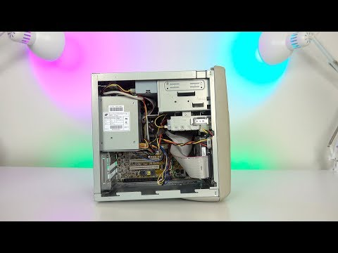This PC was bought in 1999 for $750. Here's How It Holds Up In 2017.