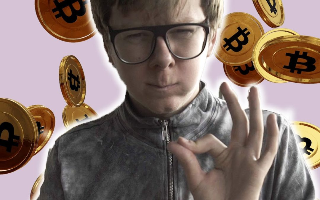 Bitcoin investor teen and multi Millionaire Eric Finman talks about the best decision he ever made.