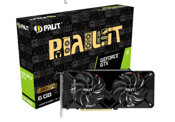 Nvidia Gtx 1600 Graphics Card